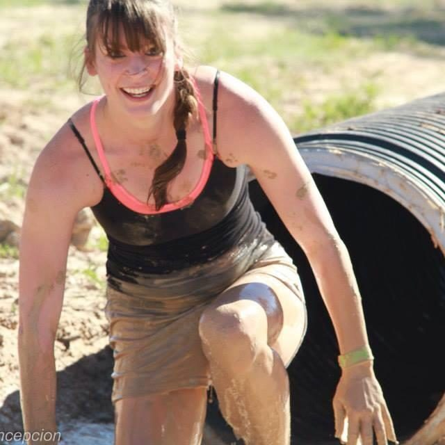 Sarah Tough Mudder